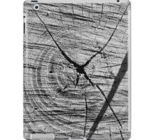 I segni del tempo iPad Case/Skin