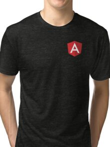 Angular  Tri-blend T-Shirt