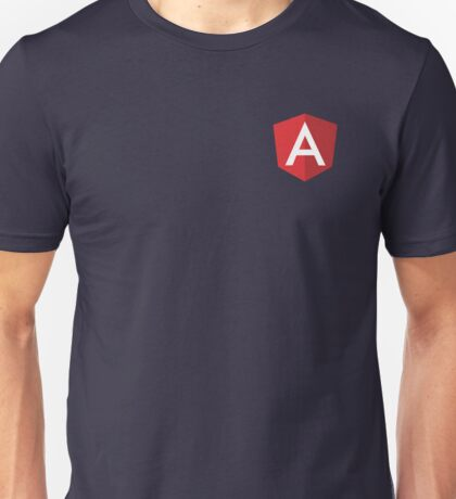 Angular  Unisex T-Shirt