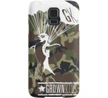 The Cool Army Penguin Samsung Galaxy Case/Skin