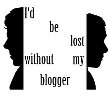 I'd be lost without my blogger. by granjolras