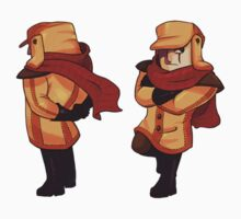 Towerfall The Turncloak Soldier by J4cked