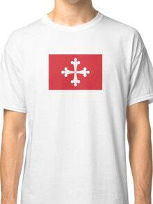 Flag of Republic of Pisa  Classic T-Shirt