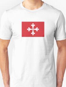 Flag of Republic of Pisa  T-Shirt