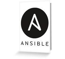 Anisble Greeting Card