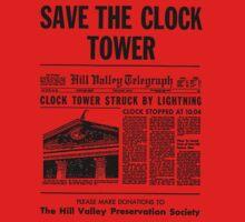 Save the Clocktower Kids Clothes