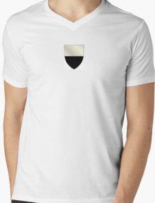 Shield of Republic of Siena Mens V-Neck T-Shirt