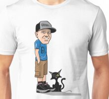 J's and a One eyed kitty Unisex T-Shirt