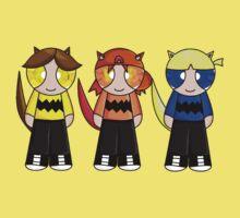 Cat Rowdyruff boys team! Baby Tee