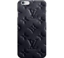 Louis Vuitton Collection - Black iPhone Case/Skin