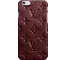 Louis Vuitton Collection - Red iPhone Case/Skin