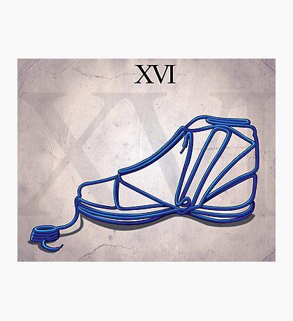 Jordan XVI Photographic Print