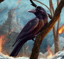 A Raven Of Ice & Fire by Brian J. Murphy