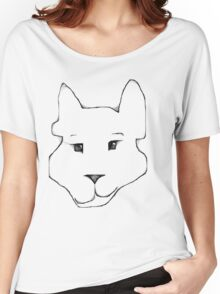 Bull Terrier Women's Relaxed Fit T-Shirt