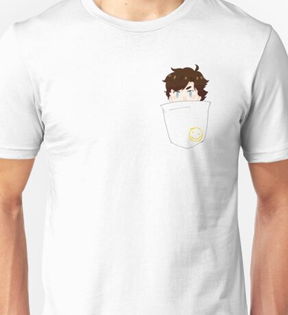 Pocket Sherlock Unisex T-Shirt