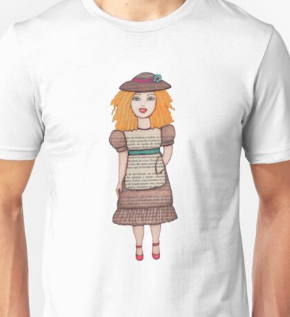 Gloria Doll  Unisex T-Shirt