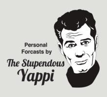 The Stupendous Yappi by Janelle Tarnopolski