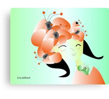 Sue Canvas Print
