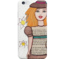 Gloria Doll to Length  iPhone Case/Skin
