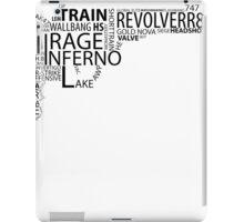 CSGO R8 Revolver iPad Case/Skin