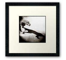 { rex } Framed Print
