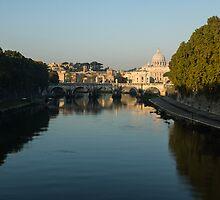Good Morning, Rome! by Georgia Mizuleva