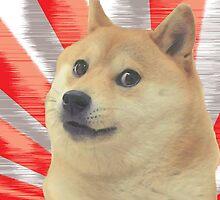 Doge Japanese  by Jonny2may