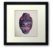 Female Buddha  Framed Print