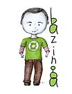 Bazinga by Beth Thompson