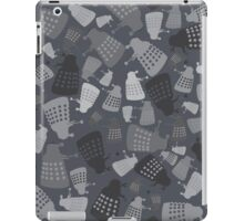 50 Shades of Grey Daleks - Doctor Who - DALEK Camouflage iPad Case/Skin