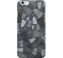 50 Shades of Grey Daleks - Doctor Who - DALEK Camouflage iPhone Case/Skin