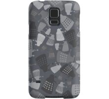 50 Shades of Grey Daleks - Doctor Who - DALEK Camouflage Samsung Galaxy Case/Skin