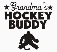 Grandma's Hockey Buddy Kids Clothes