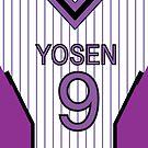 Kuroko no Basuke: YOSEN 9 by kinxx