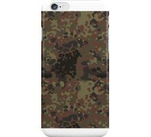Flecktarn Camo Case iPhone Case/Skin