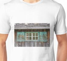 Window to the Past Unisex T-Shirt