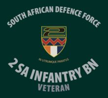 SADF 2 SA Infantry Battalion Veteran  by civvies4vets