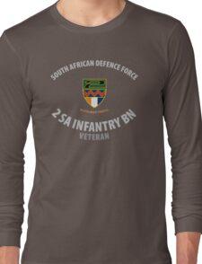 SADF 2 SA Infantry Battalion Veteran  Long Sleeve T-Shirt