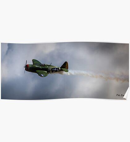 P47 Thunderbolt Poster