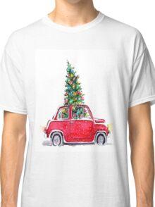christmas holidays Classic T-Shirt