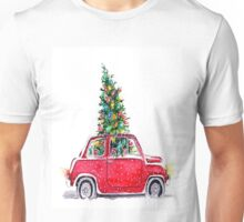 christmas holidays Unisex T-Shirt