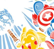 Avengermon! Sticker