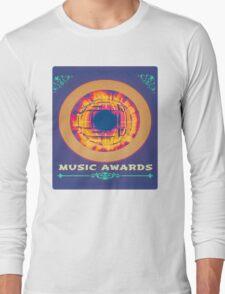 music awards Long Sleeve T-Shirt