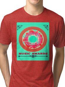 music awards Tri-blend T-Shirt