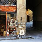 A Papier in Florence Italy  by TerrillWelch