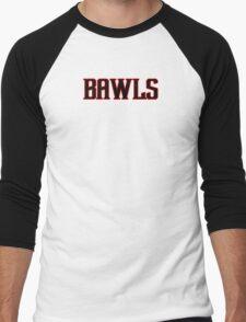 Bobby Singer: Bawls! Men's Baseball ¾ T-Shirt
