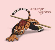 Master Tigress One Piece - Short Sleeve