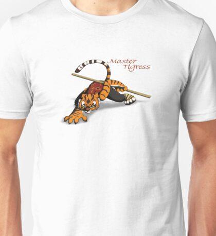 Master Tigress Unisex T-Shirt