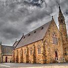 St Patricks Catholic Church, Stawell, Victoria by Adrian Paul