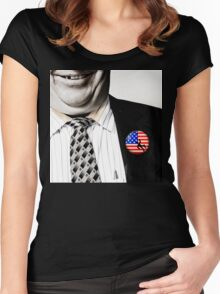 The Limbaugh Principle Women's Fitted Scoop T-Shirt